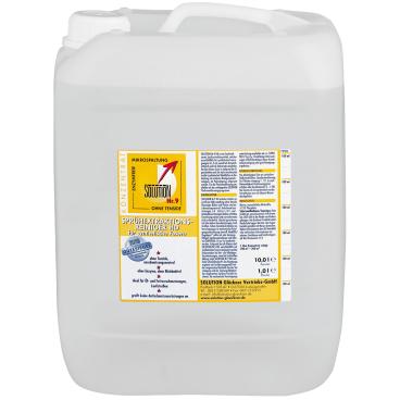 Solution Nr. 9 Sprühextraktionsmittel, Konz. 10 l - Kanister