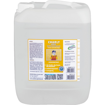 Solution Teppichreiniger Charly 10 l - Kanister