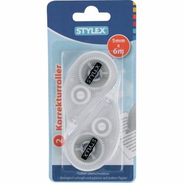 STYLEX® Korrekturroller, 5 mm x 6 m