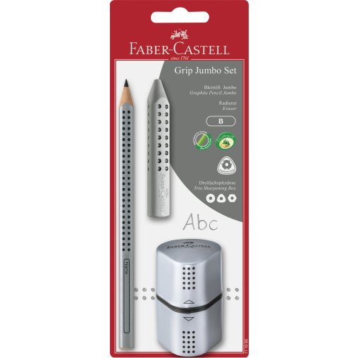 Faber-Castell Jumbo Grip Set