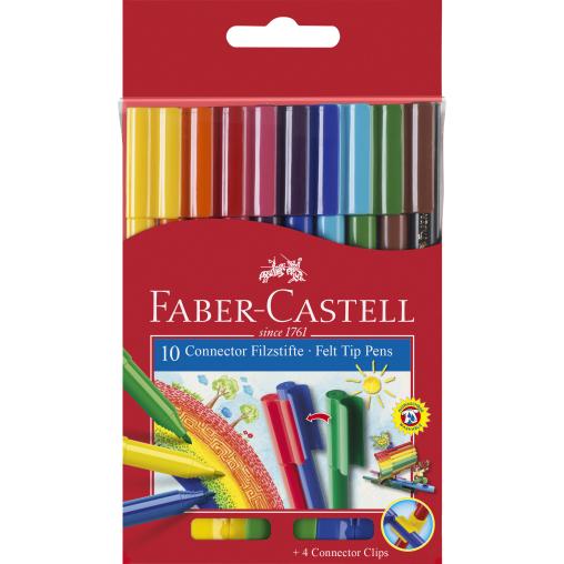 Faber-Castell Connector Fasermaler