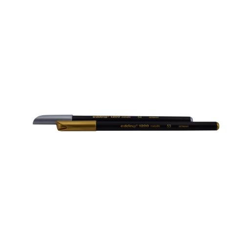 edding® 1200 Metallic Fasermaler