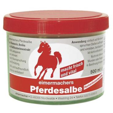 eimermachers Pferdesalbe 500 ml - Dose