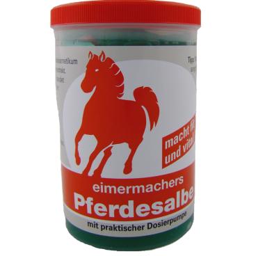 eimermachers Pferdesalbe 1000 ml - Nachfüllpack