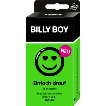BILLY BOY Einfach drauf Kondome