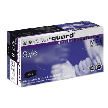 Semperguard® Nitrile Style - Einmalhandschuhe