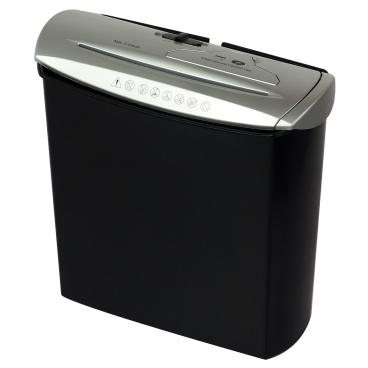 GENIE® 245 CD Akten- und CD-Vernichter, silber/schwarz
