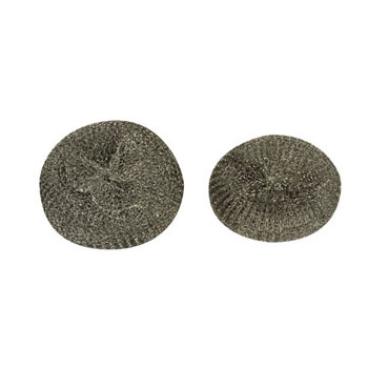 Floorstar Metall-Topfreiniger Gewicht: 40 g, Farbe: Zink