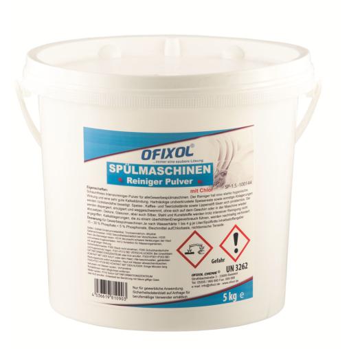 Ofixol Geschirrspülpulver für Spülmaschinen