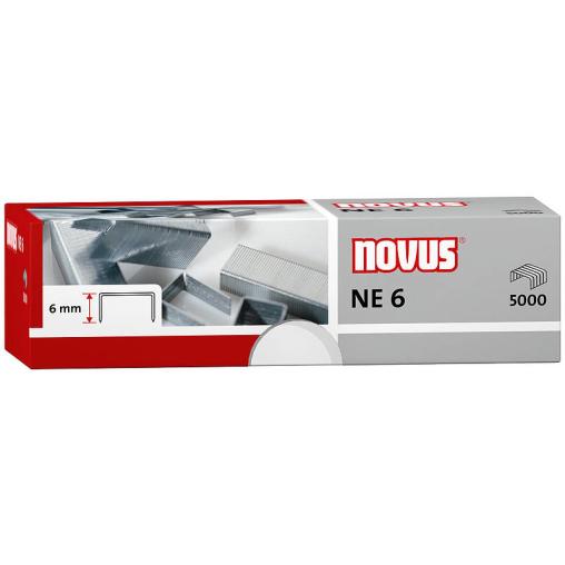 Novus NE 6 Heftklammer