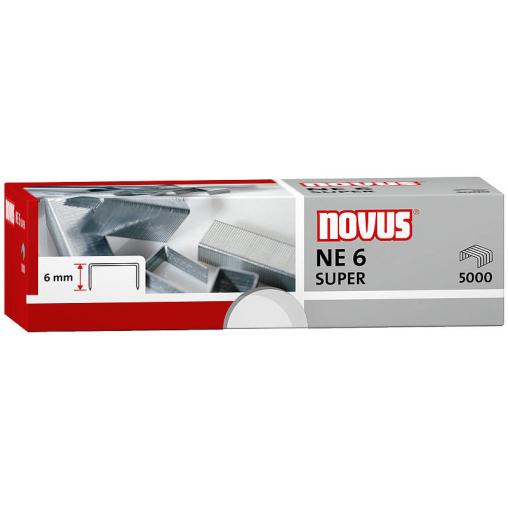 Novus NE 6 Super Heftklammer