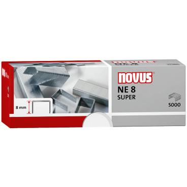 Novus NE 8 Super Heftklammer