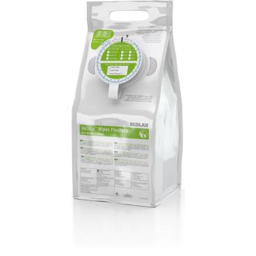 ECOLAB Incidin™ Wipes FlexPack Einweg-Tuchspender