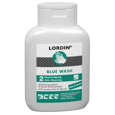 LORDIN® Blue Wash Hair & Body Waschlotion