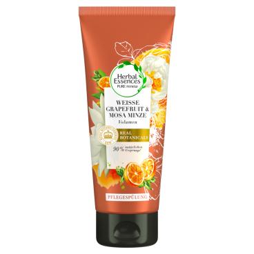 Herbal Essence Weiße Grapefruit & Mosa Minze Pflegespülung
