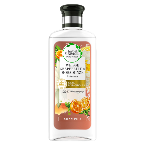 Herbal Essences Weiße Grapefruit & Mosa Minze Shampoo