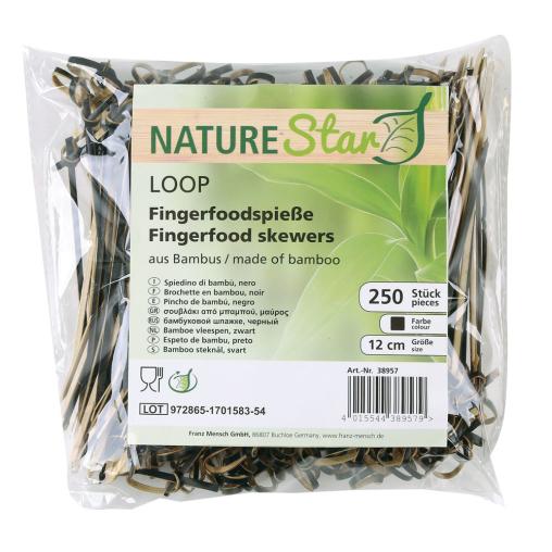 NATURESTAR Loop Fingerfood Spieße