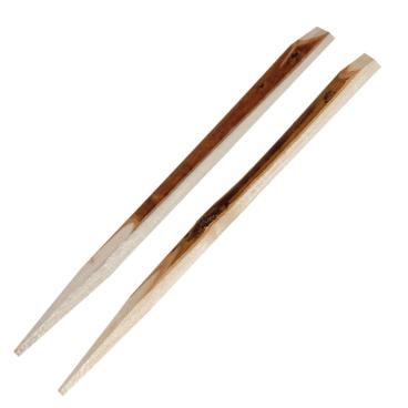 NATURESTAR Natur Bambusspieße, 12 cm