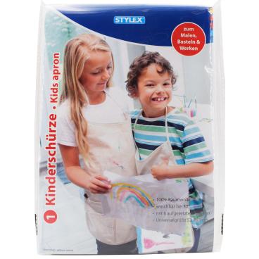 STYLEX® Kinder-Malschürze, 35 x 52 cm