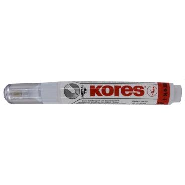 Kores Metal Tip Korrekturstift