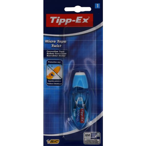 BiC® Tipp-Ex Micro-Tape Einweg-Korrekturroller