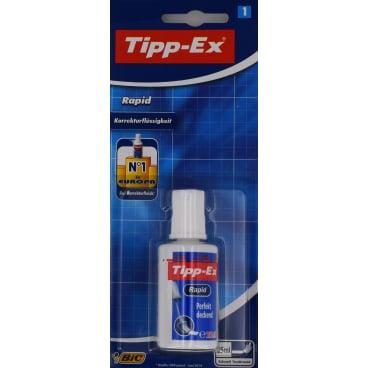 BiC® Tipp-Ex Rapid Korrekturfluid