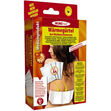 WUNDmed® Wärmetherapie Wärme-Gürtel