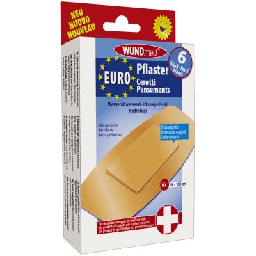 WUNDmed® Wundversorgung Euro-Pflaster
