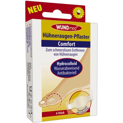 WUNDmed® Fußpflege Hühneraugen-Pflaster