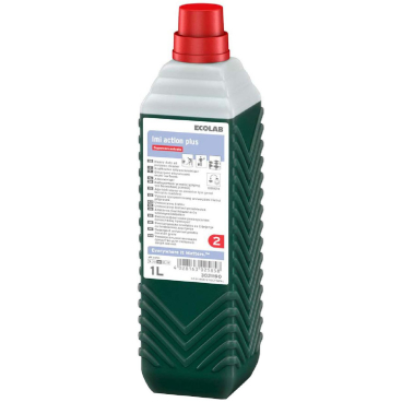 ECOLAB Imi® action plus Allzweckreiniger 1000 ml - Öko-Nachfüllpackung (1 Karton = 6 Stück)