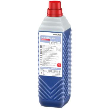 ECOLAB Brial® action plus Glanzreiniger 1000 ml - Öko-Nachfüllpack (1 Karton = 6 Stück)