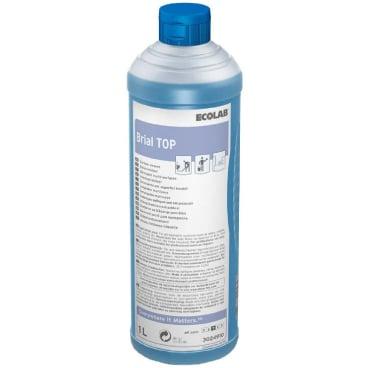 ECOLAB Brial® Top Schonreiniger 1000 ml - Flasche (1 Karton = 12 Flaschen)