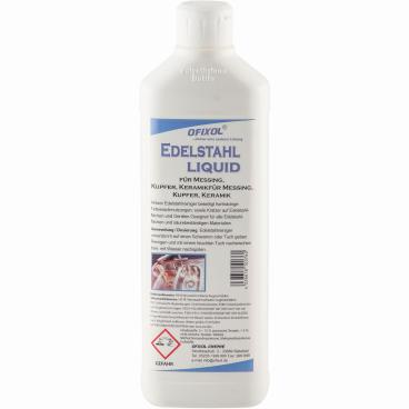 Ofixol Edelstahl Liquid 500 ml - Flasche