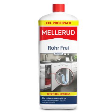 MELLERUD Rohr Frei Aktiv Gel Rohrreiniger