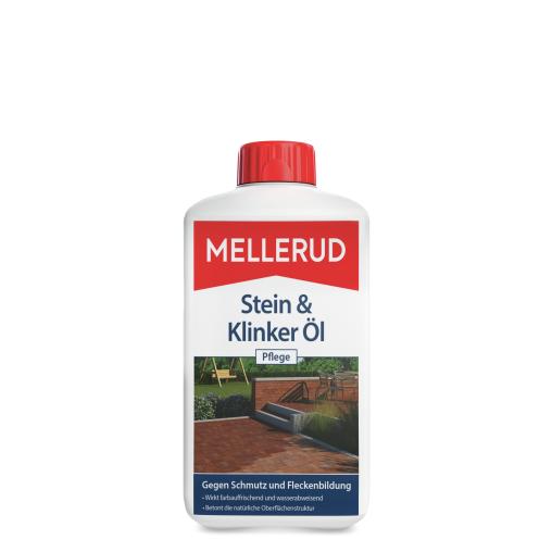 MELLERUD Stein & Klinker Öl Pflege