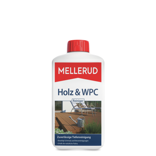 MELLERUD Holz & WPC Reiniger