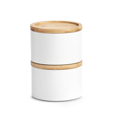 Zeller Bamboo Vorratsdose