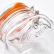 Zeller Eerin Vorratsglas Maße: ca. 11,6 x 11,6 x 20 cm, 1,5 Liter