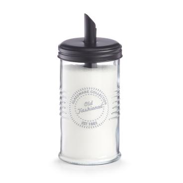 Zeller Old fashioned Zuckerspender Maße: ca. Ø 7,5 x 17 cm