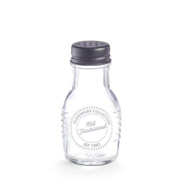 Zeller Old fashioned Salz-/Pfefferstreuer Maße: ca. Ø 5,2 x 10 cm
