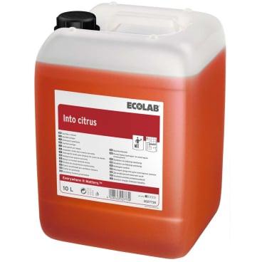 ECOLAB Into® Citrus Sanitär-Kraftreiniger 10 l - Kanister