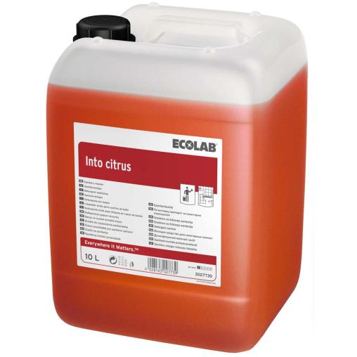 ECOLAB Into® Citrus Sanitär-Kraftreiniger