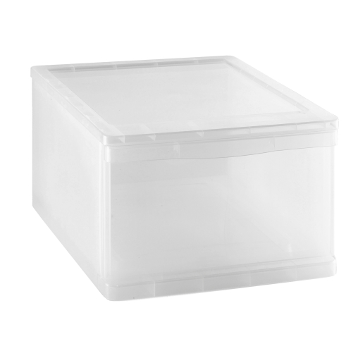 Rotho Frontbox Clear Drawer