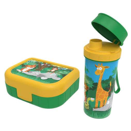 Rotho MEMORY KIDS Set Box+Flasche