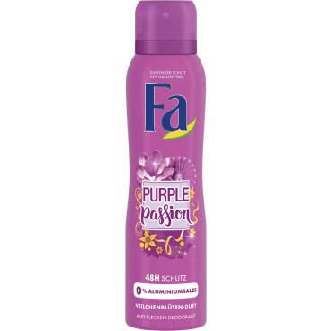 Fa Purple Passion 48h Deodorant
