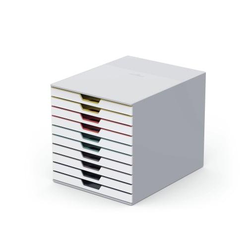 DURABLE VARICOLOR MIX 10 Schubladenbox