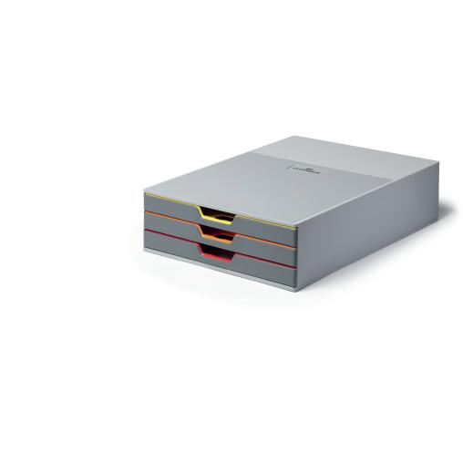 DURABLE VARICOLOR® 3 Schubladenbox
