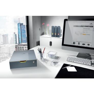 DURABLE VARICOLOR® 1 Schubladenbox Maße (B x H x T): 280 x 95 x 356 mm