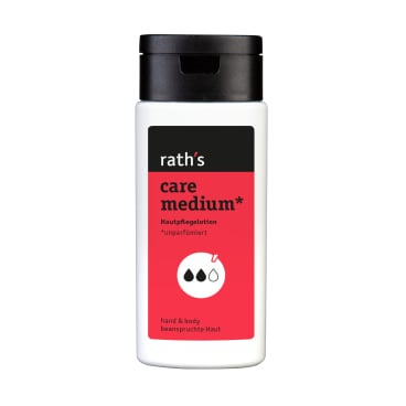 rath's care medium Hautpflegelotion