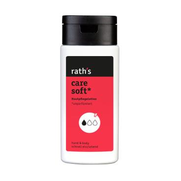 rath's care soft Hautpflegelotion